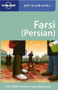 Phrasebook anglais-farsi de Lonely Planet