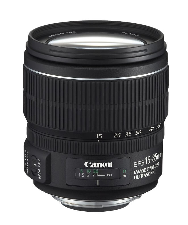 Objectif Canon EF-S 15-85