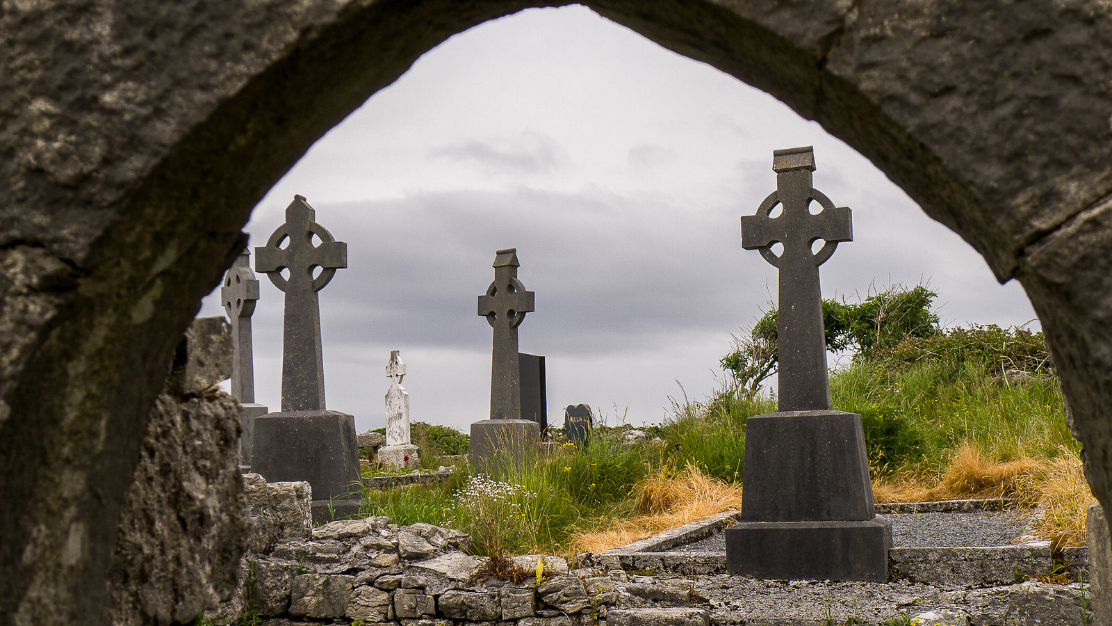 Inishmor - The seven churches